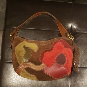 Coach Bags - Coach Poppies for Peace mini hobo